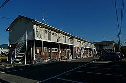 福岡県糟屋郡志免町田富4丁目の賃貸アパートの外観