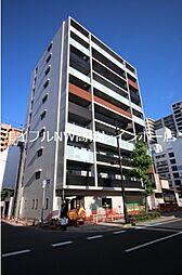 香川県高松市古新町の賃貸マンションの外観