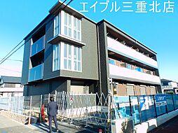 三重県四日市市松寺2丁目の賃貸マンションの外観