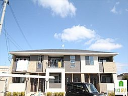 香川県高松市仏生山町乙の賃貸アパートの外観