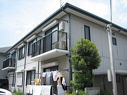 兵庫県伊丹市美鈴町4丁目の賃貸アパートの外観