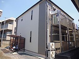 東京都八王子市散田町3丁目の賃貸アパートの外観