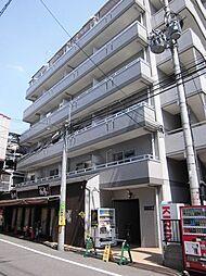 京都府京都市中京区東魚屋町の賃貸マンションの外観