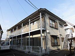 ファミリーコーポヤシマ[2階]の外観