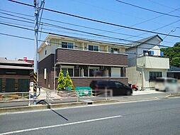 神奈川県横須賀市長浦町5丁目の賃貸アパートの外観