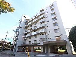 江坂住宅3号棟[8階]の外観