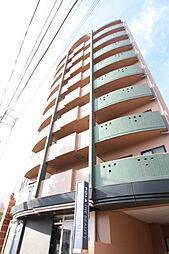 愛知県名古屋市守山区小六町の賃貸マンションの外観