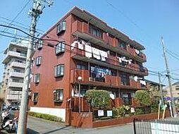 神奈川県川崎市宮前区有馬6丁目の賃貸マンションの外観