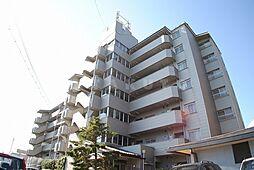 大阪府吹田市山田北の賃貸マンションの外観