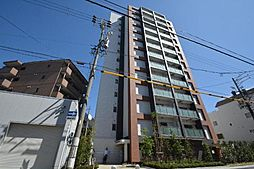 仮)ハーモニーレジデンス名古屋新栄[10階]の外観