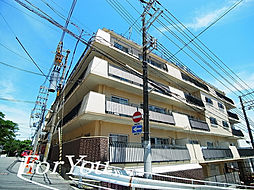 兵庫県神戸市灘区高尾通4丁目の賃貸マンションの外観