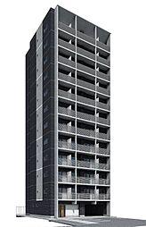 ブルースクエア響IV[1003号室]の外観