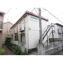 桜荘[2階]の外観