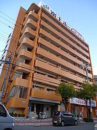 ふぁみ〜ゆ天王寺2[7階]の外観