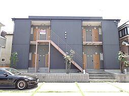 カーサヤマモト[2階]の外観