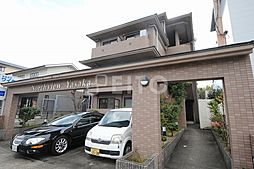 京都府京都市左京区岩倉東五田町の賃貸マンションの外観