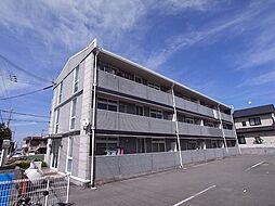 兵庫県神戸市西区大沢1丁目の賃貸アパートの外観