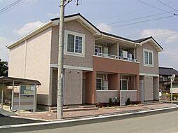 豊岡市八社宮 メゾン パストラルA[2階]の外観