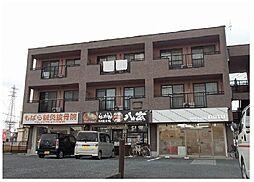 千葉県茂原市高師台2丁目の賃貸マンションの外観