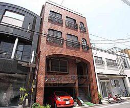 京都府京都市上京区西橋詰町の賃貸マンションの外観