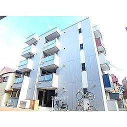 千葉県船橋市宮本2丁目の賃貸マンションの外観