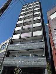 アドバンス大阪ソルテ[2階]の外観