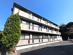 千葉県千葉市若葉区東寺山町の賃貸アパートの外観