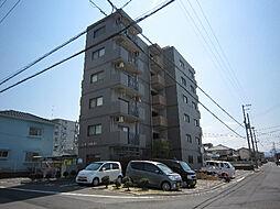 愛媛県松山市今在家町の賃貸マンションの外観