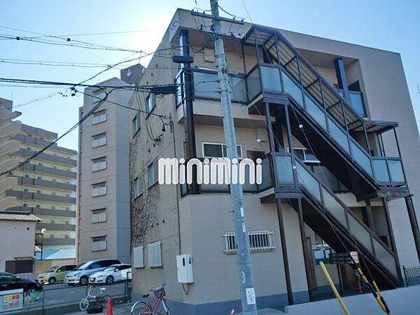 コーポ正木 3階の賃貸【愛知県 / 名古屋市中区】