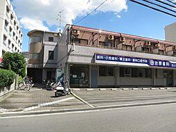 大阪府高槻市宮田町3丁目の賃貸アパートの外観