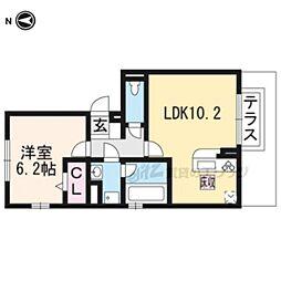 木幡駅 7.6万円