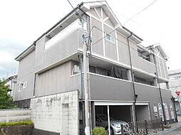 シャルム上野西[2階]の外観
