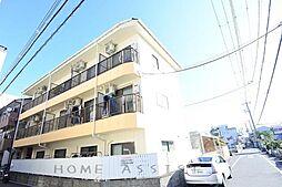 フジイマンション岩田[2階]の外観