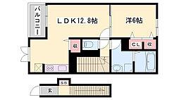 御着駅 5.3万円
