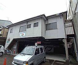 京都府京都市右京区西京極大門町の賃貸マンションの外観