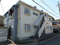 千葉県流山市南流山2丁目の賃貸アパートの外観