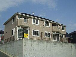 サンシャインヒルズ[2階]の外観