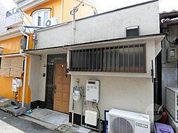 [一戸建] 大阪府東大阪市西上小阪 の賃貸【/】の外観