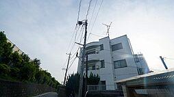 宮前平マンション[3階]の外観