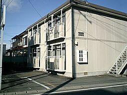 シティハイムアオヤマ[2階]の外観