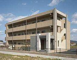 クレールカネシマII[1階]の外観