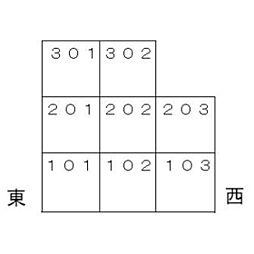 メゾンきむら[101号室]の外観