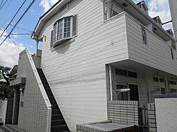 兵庫県芦屋市南宮町の賃貸マンションの外観