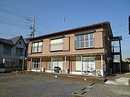 奥冨荘[101号室]の外観