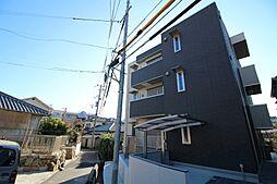 パルス ミノール[1階]の外観
