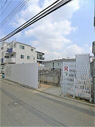 東京都板橋区板橋3丁目の賃貸アパートの外観