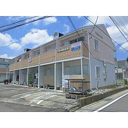 コーポ島田 B棟[2階]の外観