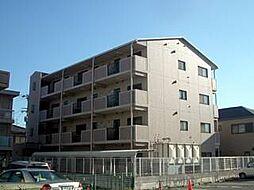 大阪府泉大津市池浦町4丁目の賃貸マンションの外観