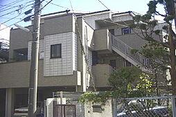 コーポ稲村[1階]の外観
