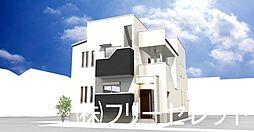 福岡県福岡市博多区那珂1丁目の賃貸アパートの外観
